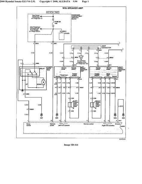 2010 Hyundai Elantra Radio Wiring Diagram hyundai elantra radio wiring diagram free wiring diagram