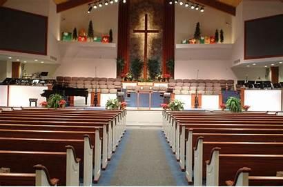Church Pews Churches Baptist Vandalia Why Furniture