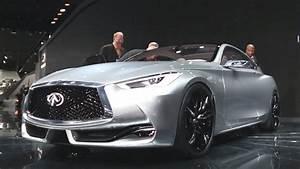 Infiniti Q60 Concept 2015 Detroit Auto Show YouTube