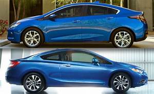 Does The 2016 Volt Look Like A Honda Civic