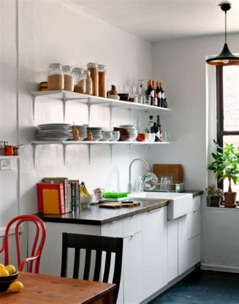 clever small kitchen design 45 creative small kitchen design ideas digsdigs 5481