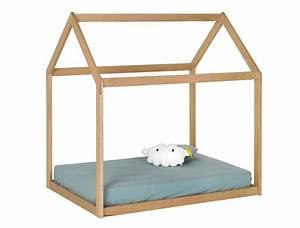 Cabane Lit Enfant : lit enfant cabane volutif capsule h tre chambrekids ~ Melissatoandfro.com Idées de Décoration