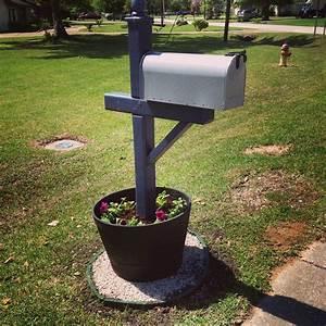 Appealing Mailbox Planter Decor — The Homy Design
