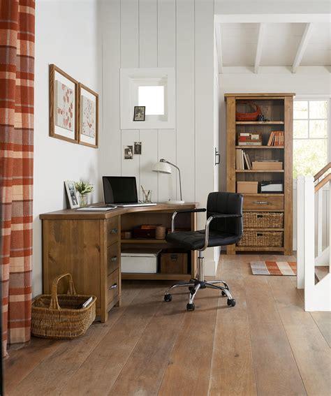 buy hartford solid pine corner desk    uk