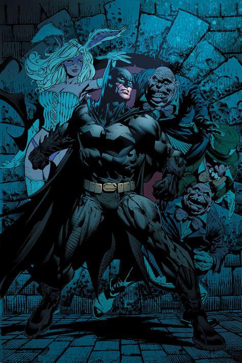 Batman The Dark Knight Vol 2 8 Dc Comics Database