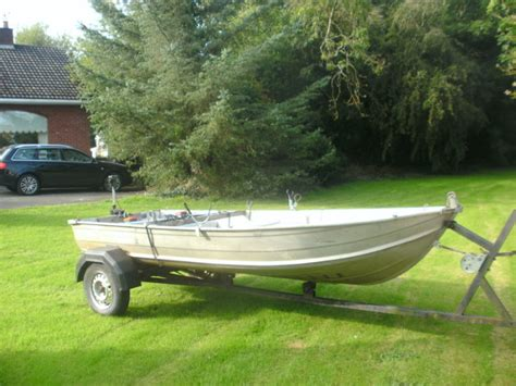 Sea Nymph Aluminum Jon Boats by Aluminium Sea Nymph 12ft Boat For Sale In Dunshaughlin