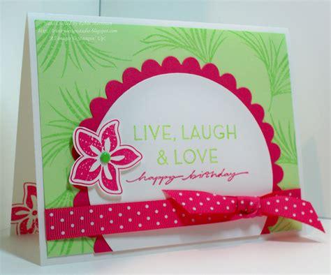 Trinity Designs Easy Breezy Birthday Card