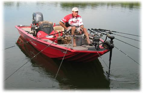 bass tracker rod holders page  iboats boating forums