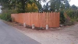 Cloture Bois Design : cloture bois bardage ~ Melissatoandfro.com Idées de Décoration