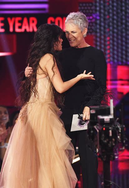 Jamie Lee Curtis Camila Cabello