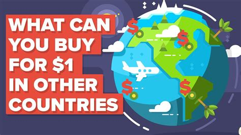 What A Dollar () Gets You Around The World