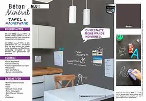 Beton Mineral Resinence Erfahrungen : mineral beton spachtel tafel und magnetwand resinence infabe ~ Bigdaddyawards.com Haus und Dekorationen
