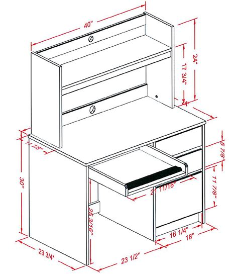 desk with drawer room layout housing at purdue