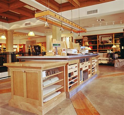bar architects our work pottery barn commercial denning cabinetry