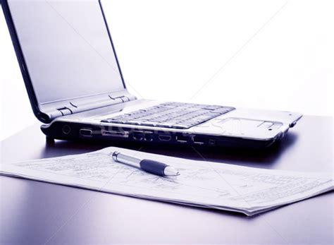 papier peint bureau ordinateur travail bureau ordinateur papiers