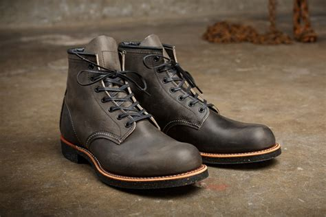 red wing heritage blacksmith collection acquire