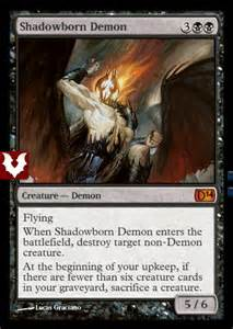 cult of griselbrand shadowborn apostle concept pre release mtg deck