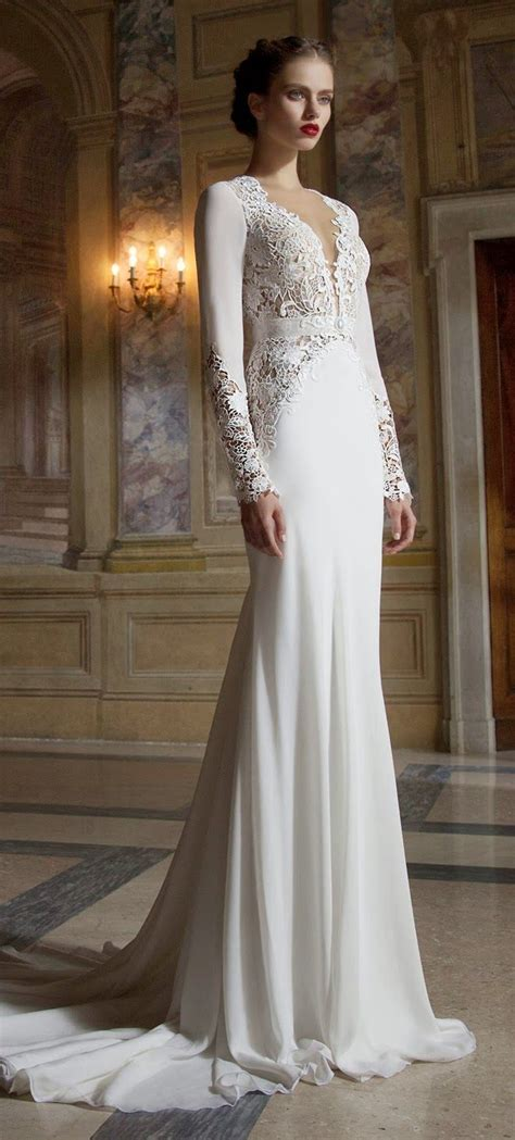Berta Bridal Winter 2014 Collection Part 3 Wedding