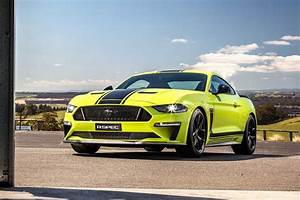 How the Ford Mustang R-Spec is built