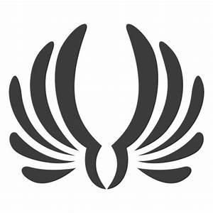 Phoenix wings decoration 2 - Transparent PNG & SVG vector