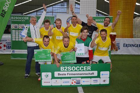 Bkk Bahn Rosenheim by Bahn Bkk Verteidigt Titel Beim Indoor B2soccer Rosenheim