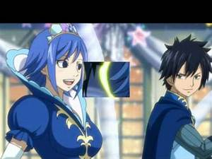 Fairy Tail - Funny Moment - Juvia and Gray (Episode 120 ...