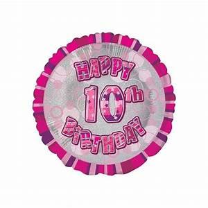 Deco Anniversaire 10 Ans : ballon chiffre 10 dix ans d coration rose gris anniversaire fille ~ Melissatoandfro.com Idées de Décoration