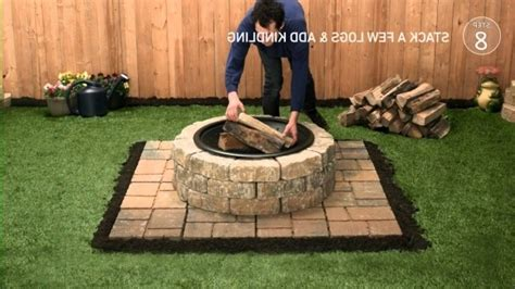 Lowes Brick Fire Pit. Top Unique Ideas Fire Pit Pavers Small Workout Equipment For Home Office Setup Style Plans Vacation Rental Homes Las Vegas Unique Yosemite Used Motor Best Cinema Speakers