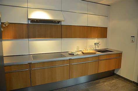 Leicht-musterküche Moderne Einzeilige Einbauküche Mit