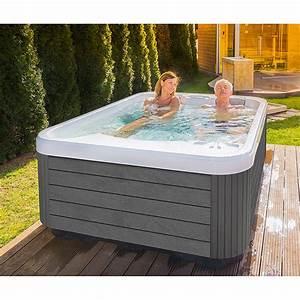 camargue aussen whirlpool miami 200 x 150 x 70 cm With whirlpool garten mit wasserdichte bodenbeläge für balkone