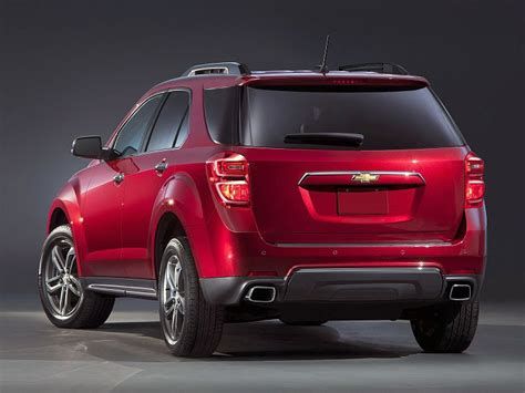 chevrolet equinox price dimensions redesign
