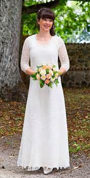 create your own wedding registry items similar to knitted festive wedding dress