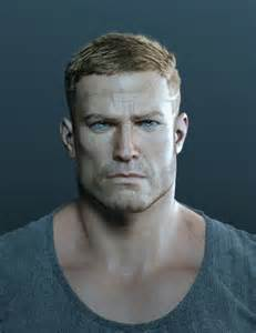 Bj Blazkowicz From B J To Deathshead Meet The Cast Of Quot Wolfenstein The New Order Quot Complex