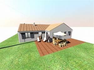 Logiciel 3d Maison : logiciel plan exterieur maison 3d gratuit l 39 impression 3d ~ Premium-room.com Idées de Décoration
