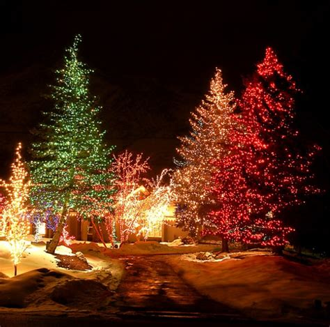 pics of simple outdoor christmas light ideas the best 40 outdoor lighting ideas that will leave you breathless