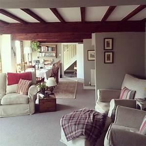 7 idees pour decorer une maison ancienne actualites seloger With deco maison ancienne avec poutre