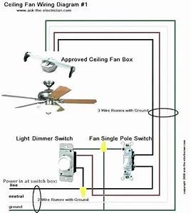 Ceiling Fan Motor Schematic