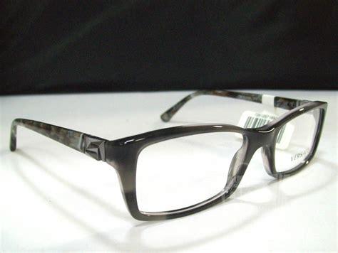 mens designer eyeglasses versace ve3152 s black designer eyeglass frames ebay