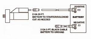 10275  Installation Instructions For Single Battery