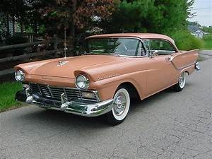 1957 Ford Fairlane 2 Door Coupe