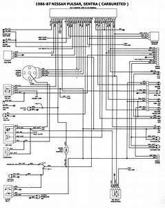 93 Nissan 240sx Engine Diagram Nissan D21 Dash Wire