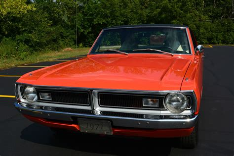 Classic Dodge Dart by 1971 Dodge Dart Gt Low Restored Classic