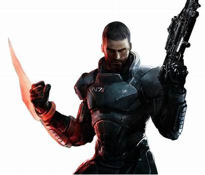 Mass Effect Render