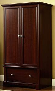 Wardrobe Armoire Cherry Bachelor On A Budget