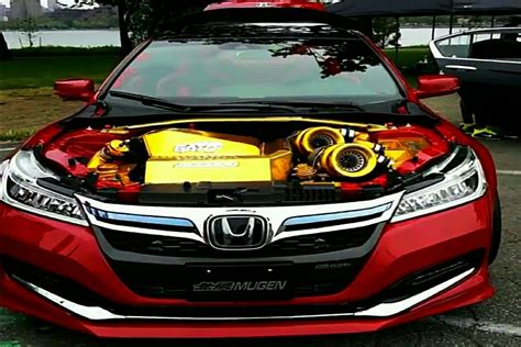 heavily moded  accord coupe twin turbo  youtube