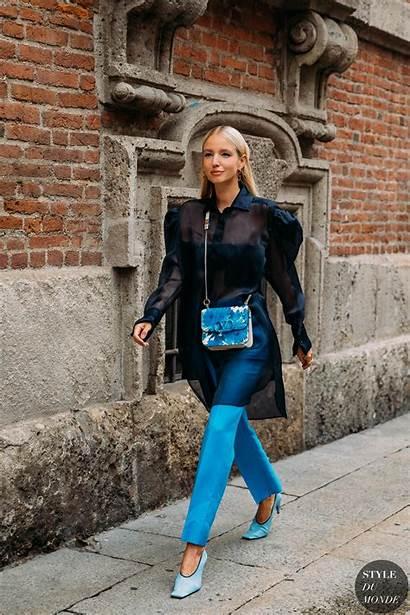Hanne Leonie Street 2021 Ss Milan Shows
