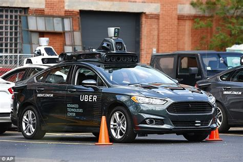 Uber To Use Autonomous Cars To Haul People In Next Few