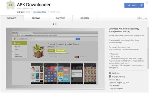 How To Download Android Apk Files From The Google Play Store