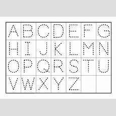 Abc Tracing Worksheet Free Download  Loving Printable