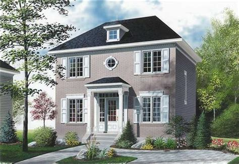 delightful small colonial homes colonial style home plans exude tradition warmth and the